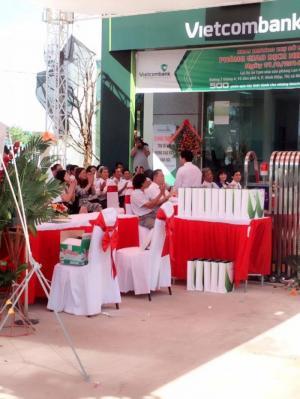 Dịch vụ tổ chức lễ khánh thành
