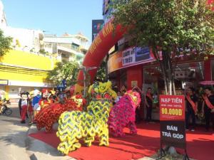 Dịch vụ múa lân tại Nha Trang