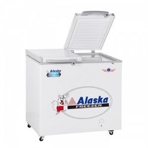 Tủ đông mát Alaska FCA-4600N,FCA-3600N,FCA-2600N mẫu mới tiết kiệm điện