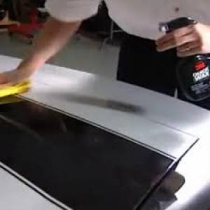 Dung dịch xịt bóng nhanh sơn xe 3M QUICK WAX 39034