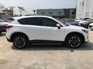 Mazda CX5 Facelift 2017 màu trắng.Hỗ trợ trả góp 90.Gọi ngay