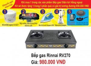 Bếp gas RINNAI RV-270