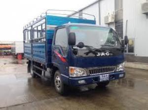 Bán trả góp xe Tải Jac 6400 Kg thùng bạt từ 70-90% giá trị xe, 3 ngày lấy xe
