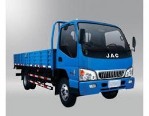 Xe tải JAC 2 ,4 tấn máy công nghệ izuzu nhật bản vay vốn 80 % cho quý khách hàng