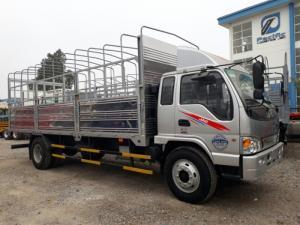Xe tải JAC 8,4 tấn máy công nghệ izuzu nhật bản vay vốn 80 % cho quý khách hàng