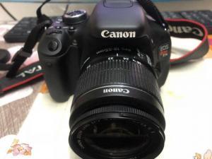 Canon EOS Rebel T3i 99% + Lens giá tốt cho anh em mua về xài ...