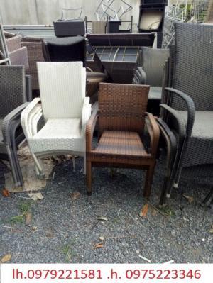 Bàn ghế cafe tồn kho cuối năm thanh lý giá rẻ