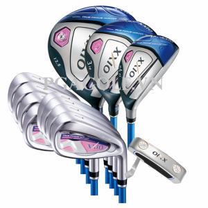 Bộ gậy golf XXIOX/XXIO MP1000 Lady giá siêu tốt