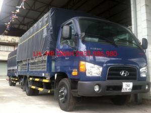 Bán xe tải 2,5 tấn hyundai HD65 giá rẻ tại thành phố hcm