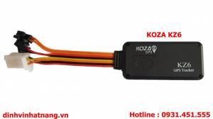 Định Vị Xe máy KOZA KZ6