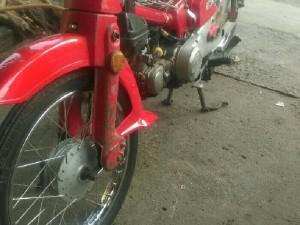 Honda cub DD 70 cc