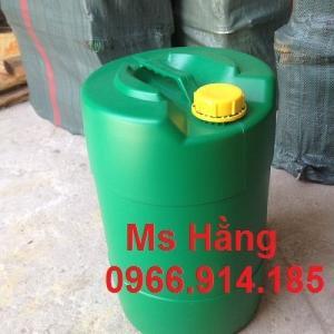 Cung cấp can đựng hóa chất dung tích 25 lít