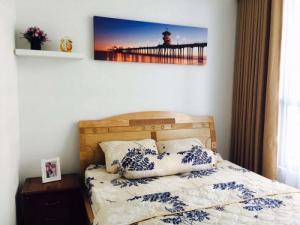 Cho thuê căn hộ Vinhomes central park 3 phòng ngủ diện tích 100m2