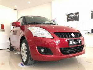 Cần Bán Suzuki Swift Đời 2017, Màu Đỏ