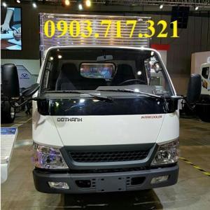 Xe tải Hyundai 2T4, 2T35, 2t45, 2t49 thùng mui bạt và mui kín giá tốt, giao xe ngay