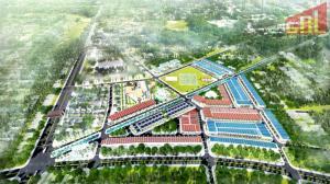 Đất nền dự án khu đô thị CENTRALGATE