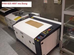Máy Laser 6040 giá rẻ bất ngờ không đâu rẻ bằng Tân Minh Long