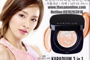 Phấn Tươi Karadium 3in1 (Chính Hãng)
