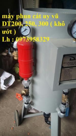 Máy Phun Cát  ướt DT 300 , giá rẻ nhất hà nội
