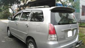 Cần bán xe Toyota Innova MT 2007 Màu Bạc