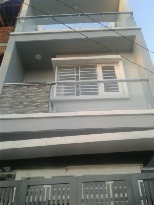 Thông báo! Bán nhà mới xây 3 tầng dọn vào ở ngay, giá rẻ cực sốc!