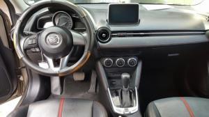Bán Mazda 2 sedan 1.5AT màu vàng cát số tự động sản xuất 2016
