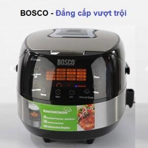 Nồi Đa Năng 3D BOSCO BMC900X Hỗ trợ 17 tính năng Công suất 860W, Dung tích đến 5 lít - MSN383241