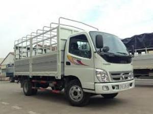 Bán xe tải Thaco Ollin 500B mới thùng 4,3 mét.