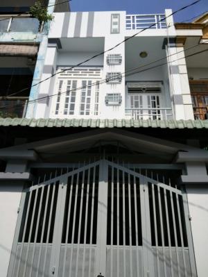 Nhà sổ hồng riêng phường Hiệp Thành, Q12 có 3 phòng ngủ