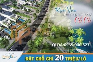 Mở bán siêu dự án River View