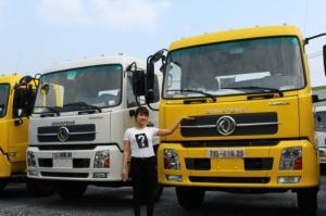 xe tải DongFeng b170 xe tải dongfeng 9.3 tấn