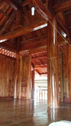 Cần bán nhà sàn gỗ đẹp tại Hòa Bình