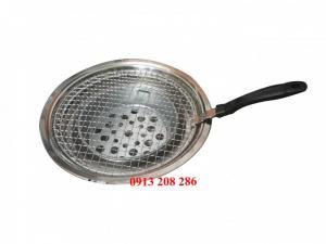 Bếp nướng inox lắp âm bàn cho nhà hàng, quán nướng, bếp nướng giá rẻ vận chuyển tại nhà