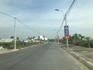 Bán đất mặt đường thị trấn bến Thủ Thừa