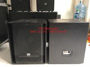 Loa Sub 4 tấc đơn RCF chuyên lắp rắp các phòng karaoke, kẹo kéo, hoặc gia đình, các quán cafe.