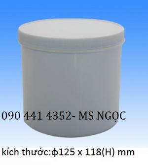 Hủ đựng thực phẩm 1 lít.Hủ nhựa 250 ml , hủ 350 ml, lọ 500 ml, hủ 750 ml đựng hóa chất, hủ 2 lít cao nắp garenty