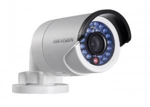 Camera HDTVI Hikvision DS-2CE16D0T-IRP (Dạng vỏ nhựa) độ phân giải 2.0 megapixel, hồng ngoại thông minh Smart IR (24 Leds), tầm xa 20m, hỗ trợ chống nước tiêu chuẩn IP66, phù hợp lắp đặt trên trần nhà ở các khu vực văn phòng, nhà ở, chung cư, shop, bệnh viện, nhà sách, v.v.v.