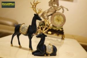 Dercor - Hươu xanh
