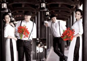 Nhận trang điểm đi tiệc cưới tại Nha Trang