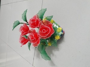 Hoa vai voan