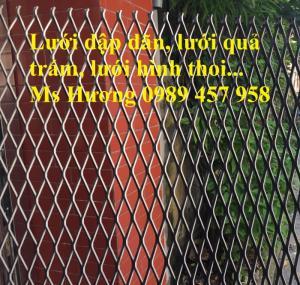 Chuyên sản xuất Lưới dập dãn, lưới hình thoi, lưới mắt cáo, xg43, xg44, xg21, xg19