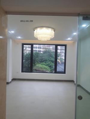 Bán nhà phân lô Nguyễn Chánh, quận Cầu Giấy, 6 tầng thang máy, đẹp long lanh!