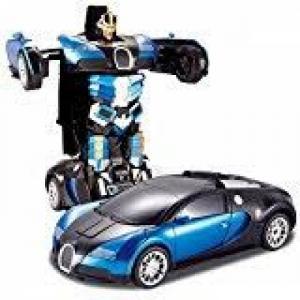 Xe robot biến hình mẫu lớn