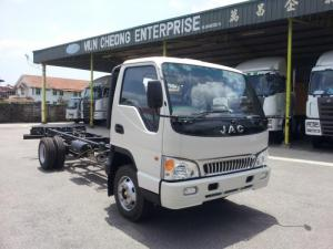 Xe jac 2t4 giá rẻ, jac 2.400kg, xe tải jac 2t4, jac thùng dài 2t4