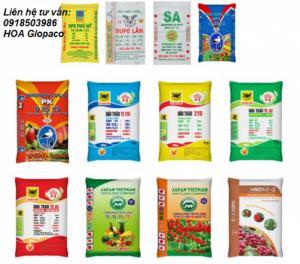 Chuyên bán các loại bao bì Công nghiệp, bao PP dệt đựng gạo,phân bón, hóa chất, thực phẩm