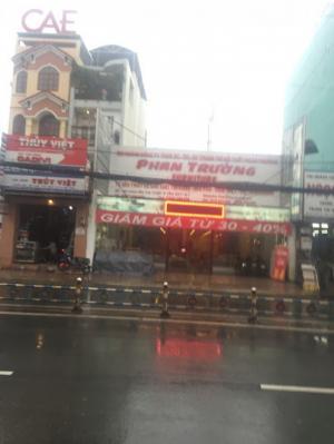 Chính chủ cho thuê nhà mặt tiền 384 Nguyễn thị Thập. DT:10x32 150 triệu