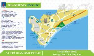 Mở bán căn hộ chung cư đẳng cấp PVC - IC - Diamond, tpVũng Tàu