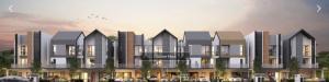 Liền kề ST5 - Dahlia Home, chiết khấu 9%. Trả chậm dài hạn 0% lãi suất.