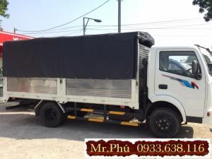 Bán xe tải Hàn Quốc 2,4 tấn daehan tera 230.