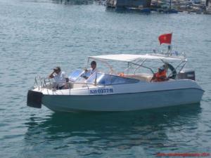 cho thuê tàu thuyền ca nô